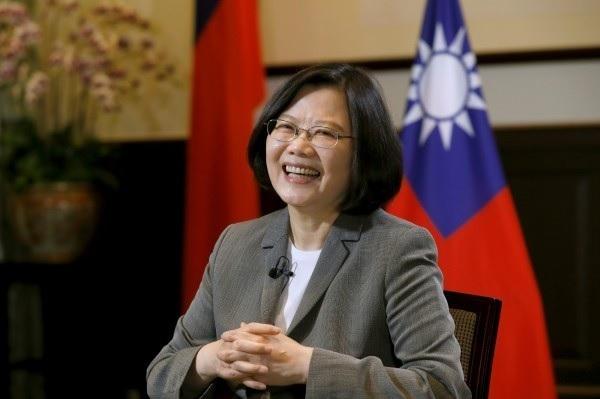 台湾蔡英文総統